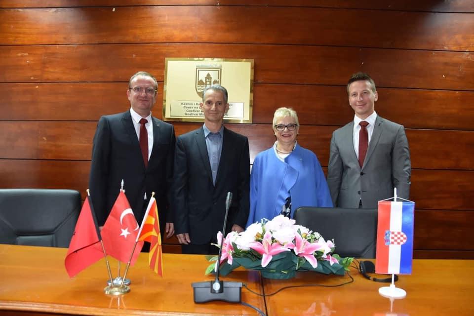 Svečana sjednica Gradskog vijeća Grada Gostivara
