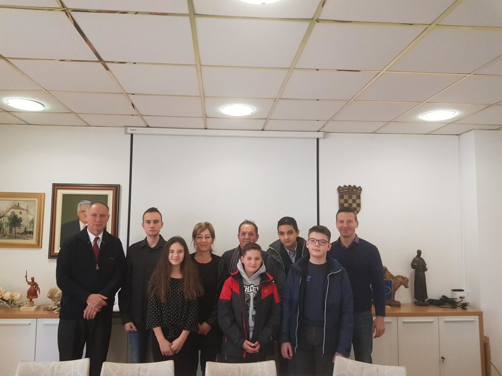 Gradonačelnik uručio Javna priznanja Grada Svete Nedelje