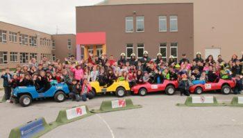 Preventivna prometna edukacija mališana