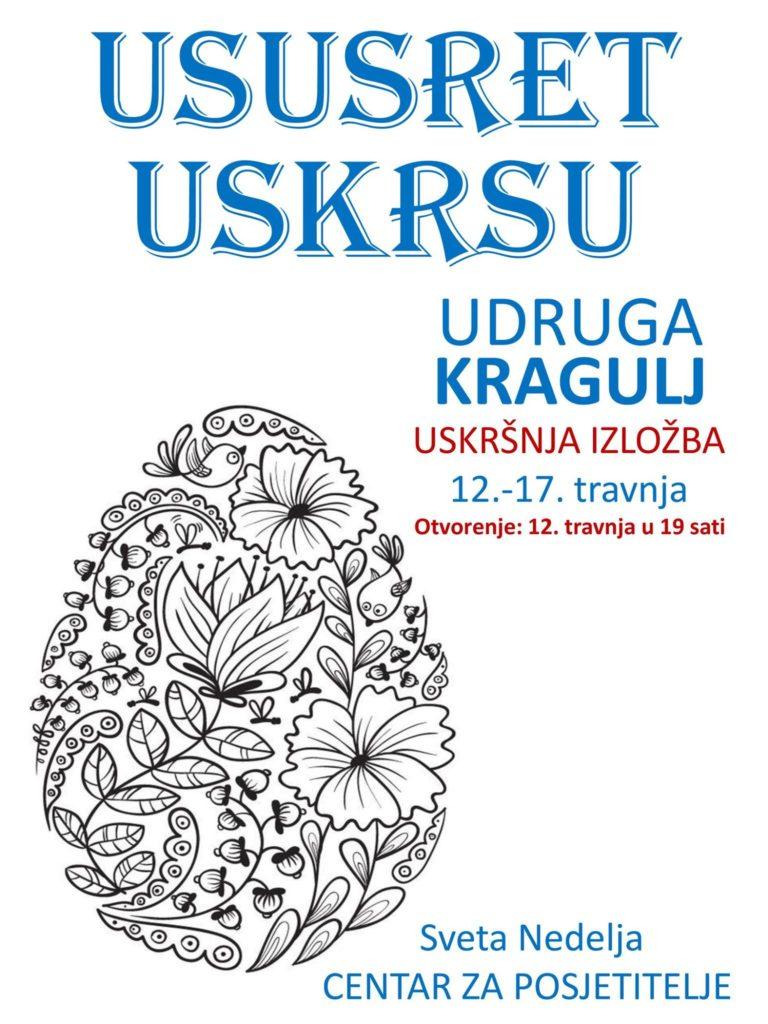 Ususret Uskrsu – izložba udruge Kragulj
