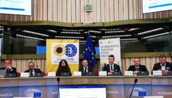 """Otvorenje izložbe u Strasbourgu """"Hrvatske inovacije – vizionari koji su oblikovali Europu"""""""