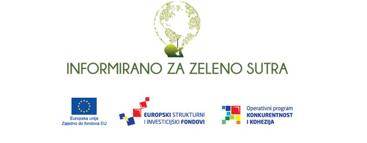Poziv za građane Općine Stupnik – javna tribina u sklopu projekta Informirano za zeleno sutra