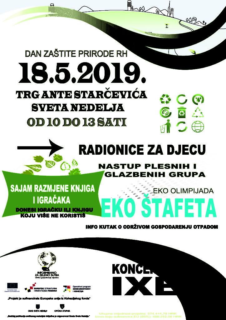 """Manifestacija povodom Dana zaštite prirode RH u sklopu projekta """"Informirano za zeleno sutra"""""""