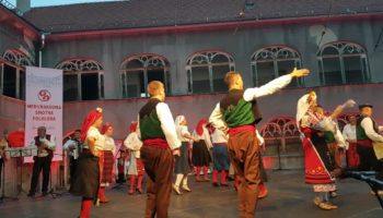 53. Međunarodna smotra folklora Zagreb u Svetoj Nedelji