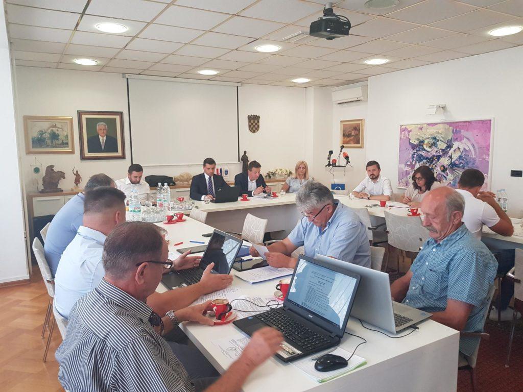 Održana 23. redovna sjednica Gradskog vijeća Grada Svete Nedelje