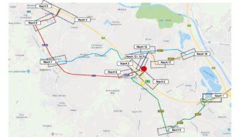 Obavijest o početku radova na izgradnji kružnog toka na raskrižju Državne ceste DC231, Autoceste A3 i Županijske ceste ŽC3063