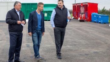 Održan je završni događaj projekta Izgradnja reciklažnog dvorišta – Grad Sveta Nedelja