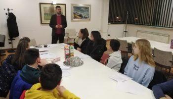Održana 3. sjednica Dječjeg gradskog vijeća